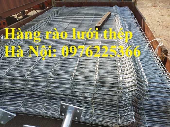 Hàng rào lưới thép D4 mắt 50x200, D4 a70x200, D5 a50x2005