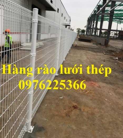 Hàng rào lưới thép D4 mắt 50x200, D4 a70x200, D5 a50x2000