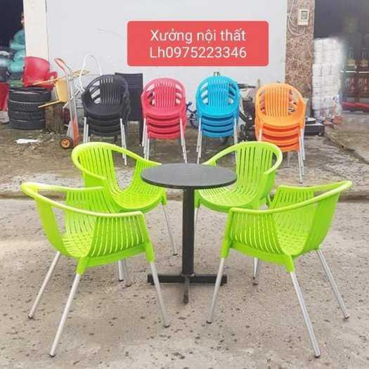 Bộ Bàn Ghế sofa cafe giá tại xưởng sản xuất26