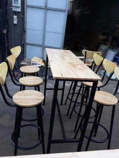 Bộ Bàn Ghế sofa cafe giá tại xưởng sản xuất17