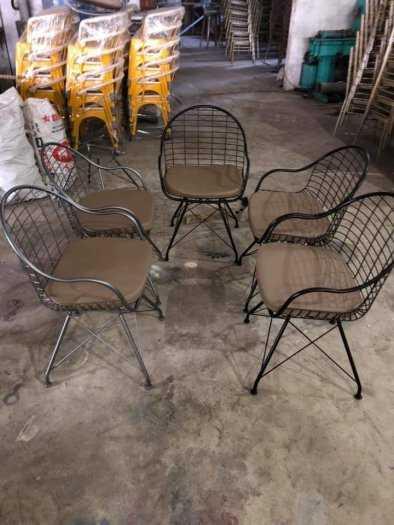Bộ Bàn Ghế sofa cafe giá tại xưởng sản xuất16