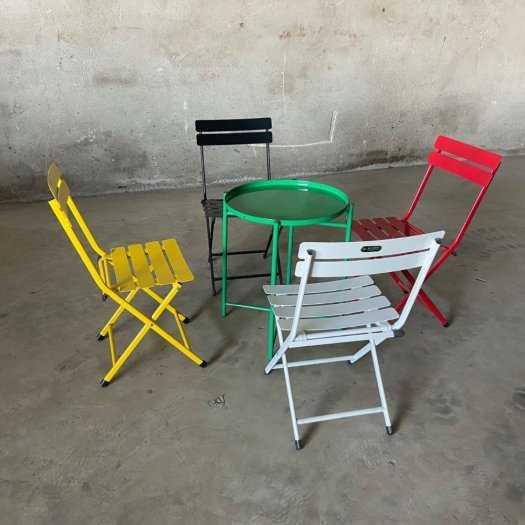 Bộ Bàn Ghế sofa cafe giá tại xưởng sản xuất14