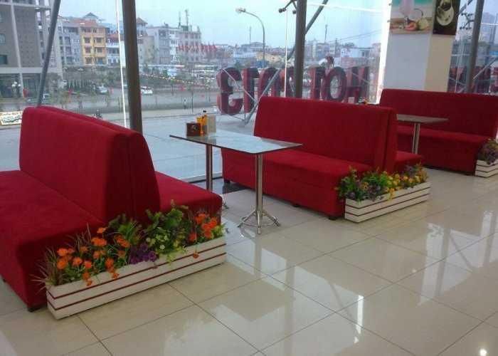 Bộ Bàn Ghế sofa cafe giá tại xưởng sản xuất13
