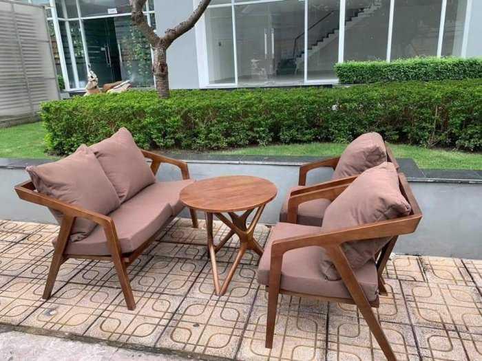 Bộ Bàn Ghế sofa cafe giá tại xưởng sản xuất12