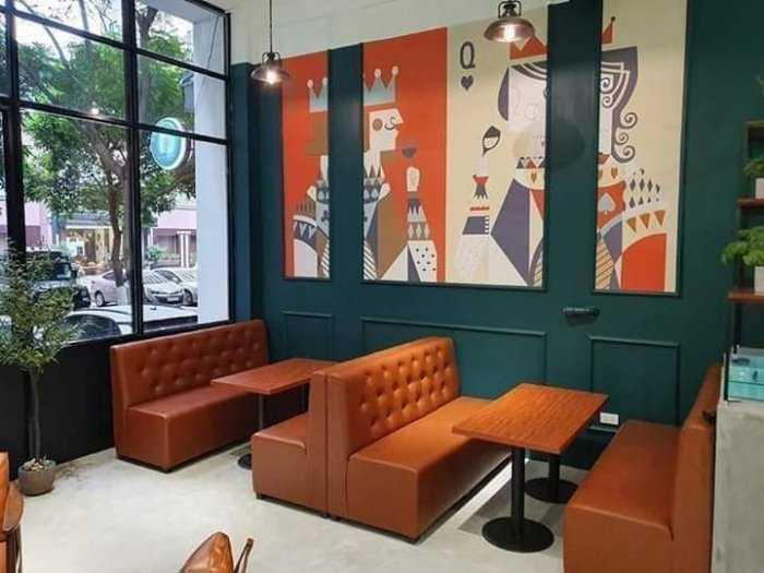 Bộ Bàn Ghế sofa cafe giá tại xưởng sản xuất7