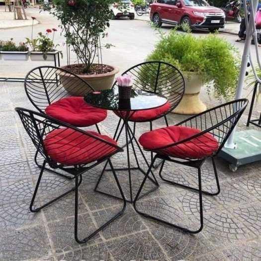 Bộ Bàn Ghế sofa cafe giá tại xưởng sản xuất2