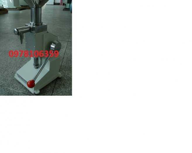 Máy chiết rót kem đặc thủ công A03, máy chiết rót sữa chua, máy chiết rót dịch sệt2