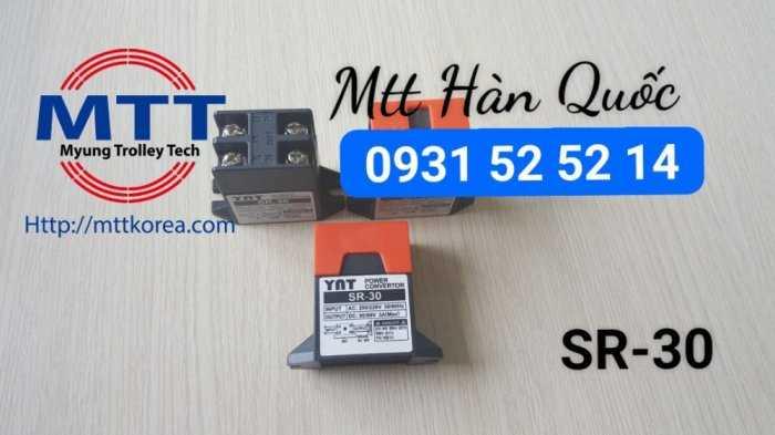 Bộ chỉnh lưu diot sr-30  220v ac -  99v dc14