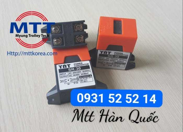 Bộ chỉnh lưu diot sr-30  220v ac -  99v dc11