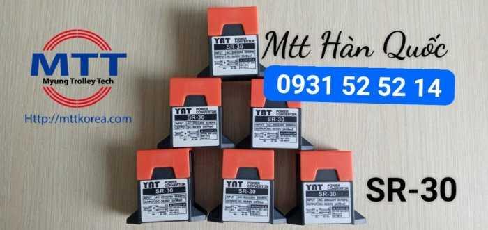 Bộ chỉnh lưu diot sr-30  220v ac -  99v dc9