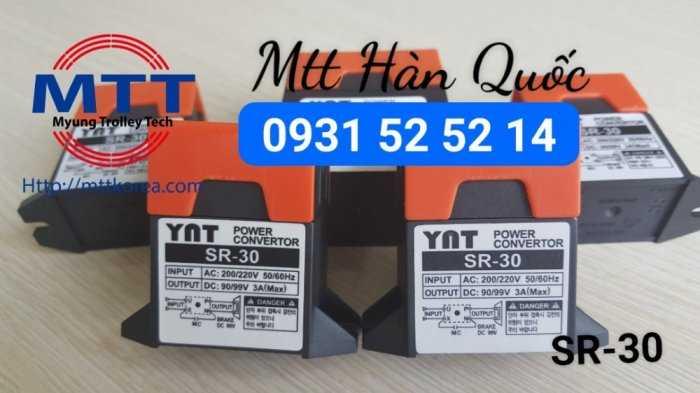 Bộ chỉnh lưu diot sr-30  220v ac -  99v dc7