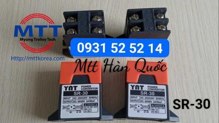 Bộ chỉnh lưu diot sr-30  220v ac -  99v dc5