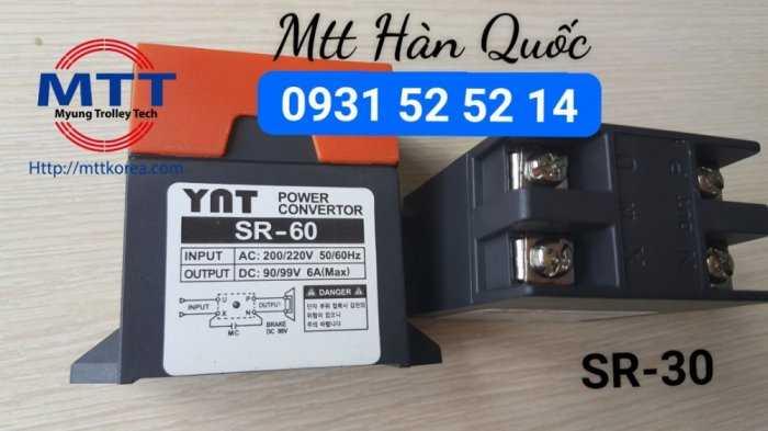 Bộ chỉnh lưu diot sr-30  220v ac -  99v dc3