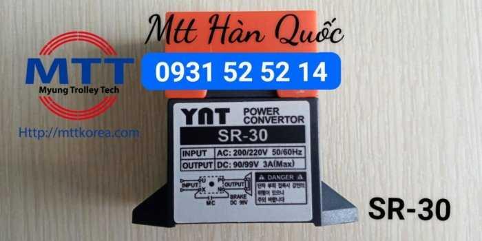 Bộ chỉnh lưu diot sr-30  220v ac -  99v dc0