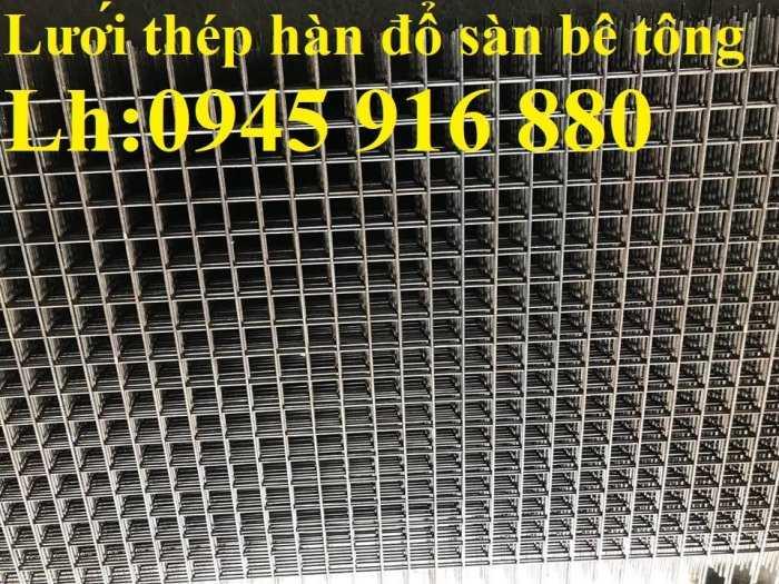 Lưới thép hàn dây 1,5mm, Ô vuông 2,5 cm x 2,5 cm giá tốt10