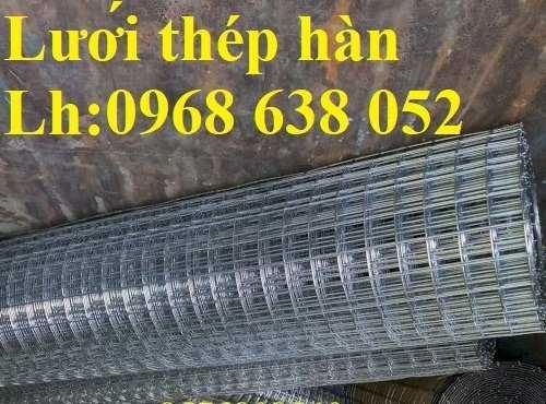 Lưới thép hàn dây 1,5mm, Ô vuông 2,5 cm x 2,5 cm giá tốt6