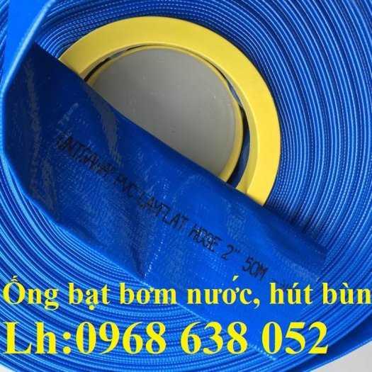 Ống Bạt PVC, Ống Bạt Cốt Dù, Ống Bơm Cát, Ống Bơm Nước, Hàng Mới 100%, Giá Tốt16