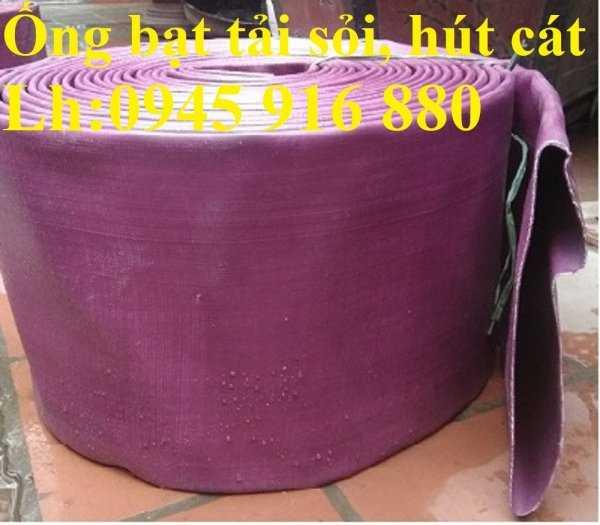 Ống Bạt PVC, Ống Bạt Cốt Dù, Ống Bơm Cát, Ống Bơm Nước, Hàng Mới 100%, Giá Tốt14