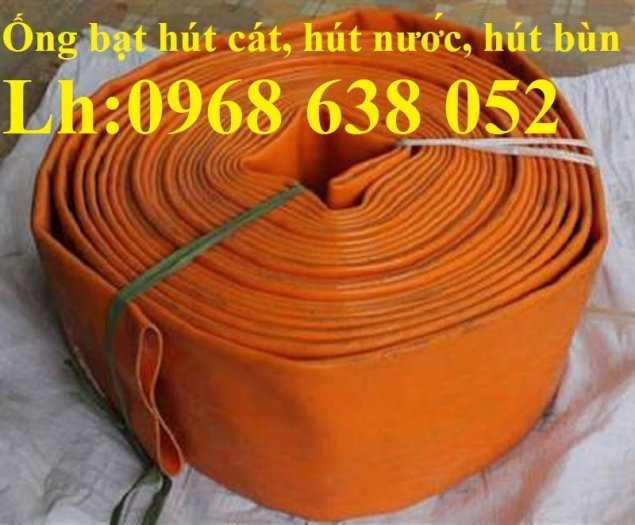 Ống Bạt PVC, Ống Bạt Cốt Dù, Ống Bơm Cát, Ống Bơm Nước, Hàng Mới 100%, Giá Tốt10
