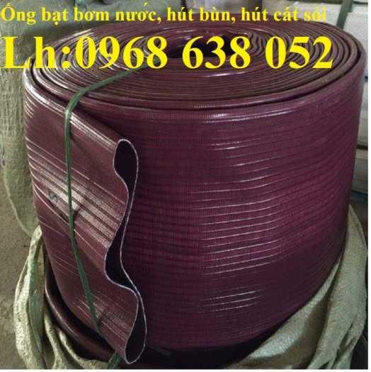 Ống Bạt PVC, Ống Bạt Cốt Dù, Ống Bơm Cát, Ống Bơm Nước, Hàng Mới 100%, Giá Tốt9