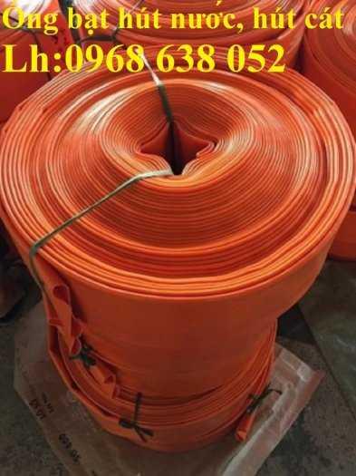 Ống Bạt PVC, Ống Bạt Cốt Dù, Ống Bơm Cát, Ống Bơm Nước, Hàng Mới 100%, Giá Tốt8