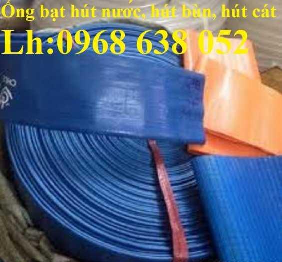 Ống Bạt PVC, Ống Bạt Cốt Dù, Ống Bơm Cát, Ống Bơm Nước, Hàng Mới 100%, Giá Tốt4