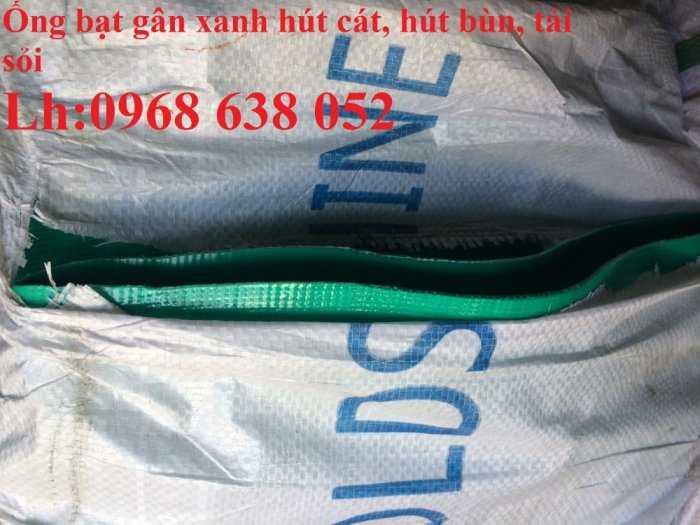 Ống Bạt PVC, Ống Bạt Cốt Dù, Ống Bơm Cát, Ống Bơm Nước, Hàng Mới 100%, Giá Tốt3
