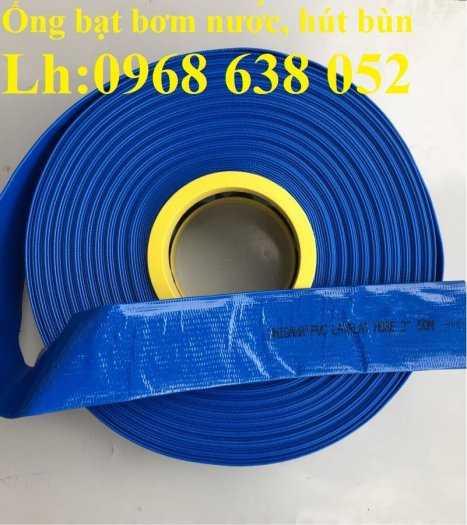 Ống Bạt PVC, Ống Bạt Cốt Dù, Ống Bơm Cát, Ống Bơm Nước, Hàng Mới 100%, Giá Tốt2