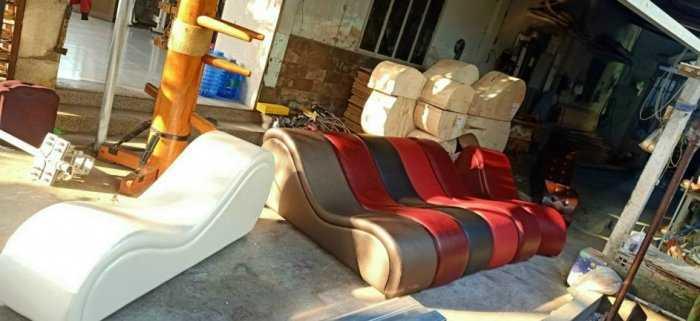 Ghế tantra -Ghế tình yêu ngụy trang sofa khách sạn Hồng Gia Hân1