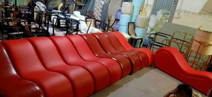 Ghế tantra -Ghế tình yêu ngụy trang sofa khách sạn Hồng Gia Hân0