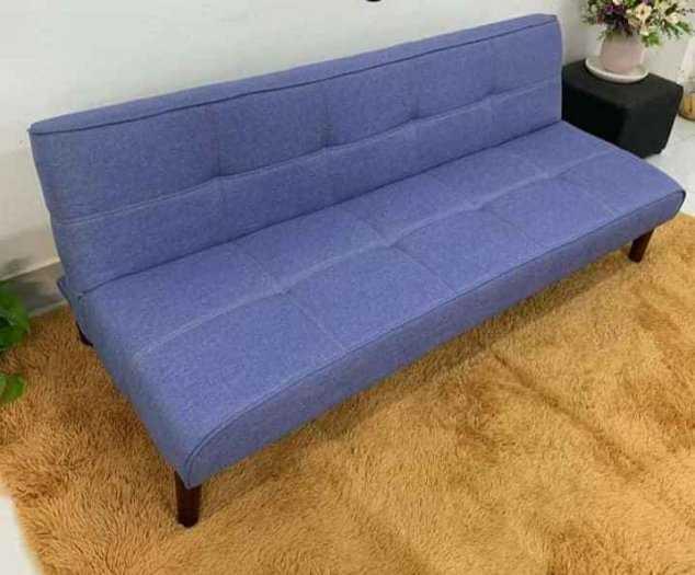 Ghế nệm sofa mặt nỉ cao cấp giá rẻ HGH1130