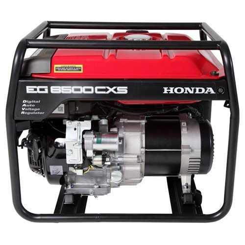 Máy Phát Điện Honda EG6500CX – 5Kw2