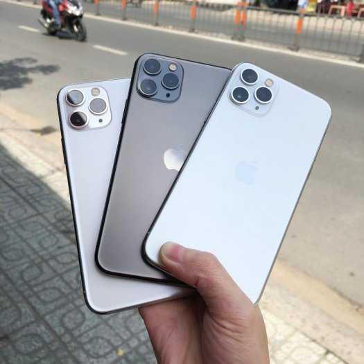 Iphone 11 pro 64gb/256gb quốc tế 99% , chỉ trả trước từ 1578k nhận máy ngay !2