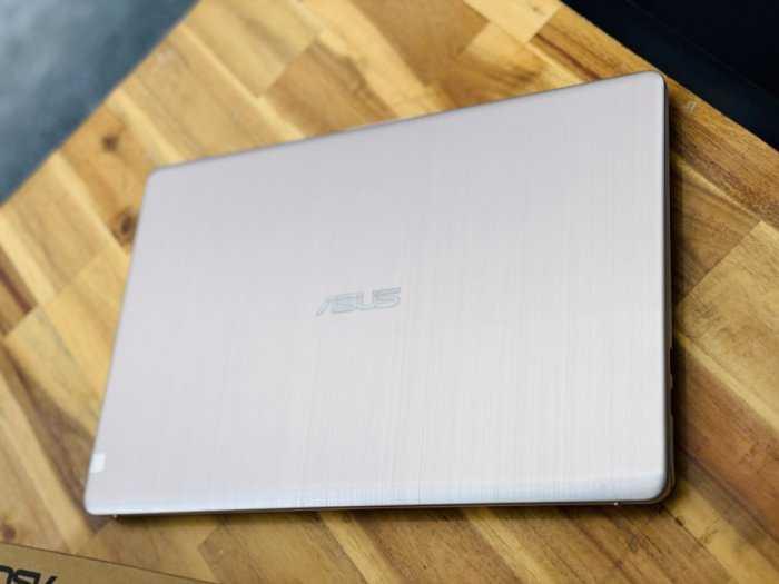 Laptop Asus Vivobook S510UA, i3 7100U 4G SSD128 Full HD Đèn phím Viền mỏng Vân Ta3