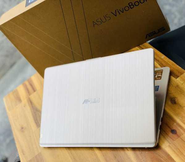 Laptop Asus Vivobook S510UA, i3 7100U 4G SSD128 Full HD Đèn phím Viền mỏng Vân Ta2