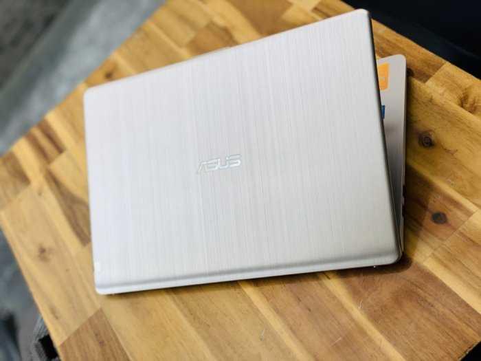 Laptop Asus Vivobook S510UA, i3 7100U 4G SSD128 Full HD Đèn phím Viền mỏng Vân Ta1