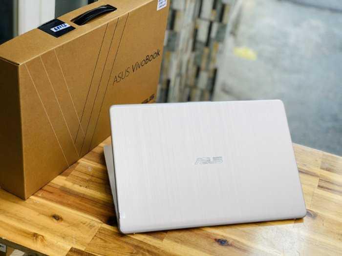Laptop Asus Vivobook S510UA, i3 7100U 4G SSD128 Full HD Đèn phím Viền mỏng Vân Ta0