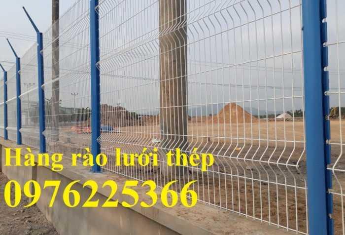 Hàng rào lưới thép D5 a100x200, D4 a80x150, D5 A75x200, D4 a50x20012