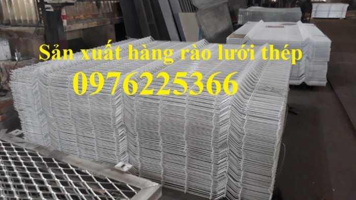 Hàng rào lưới thép D5 a100x200, D4 a80x150, D5 A75x200, D4 a50x20011