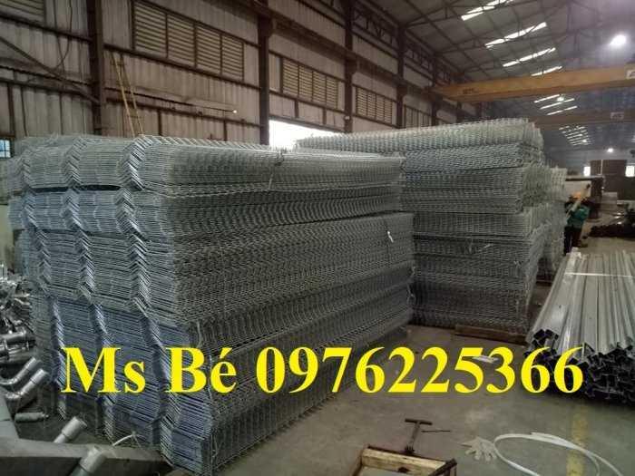 Hàng rào lưới thép D5 a100x200, D4 a80x150, D5 A75x200, D4 a50x20010