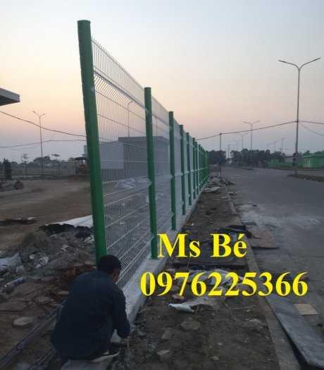 Hàng rào lưới thép D5 a100x200, D4 a80x150, D5 A75x200, D4 a50x2008