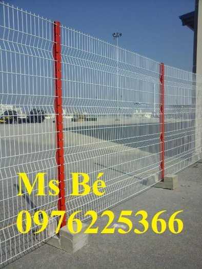 Hàng rào lưới thép D5 a100x200, D4 a80x150, D5 A75x200, D4 a50x2001
