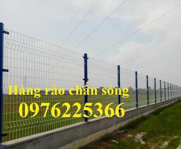 Hàng rào lưới thép D5 a100x200, D4 a80x150, D5 A75x200, D4 a50x2000