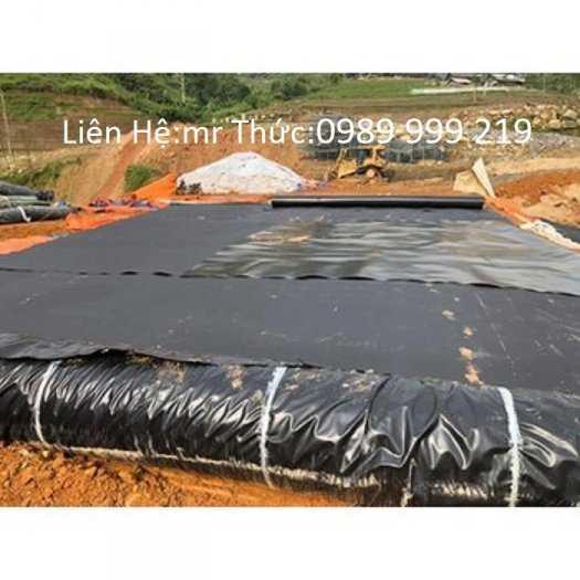 Màng Chống Thấm Hdpe 0.3zem k4x100m Giá Siêu Rẻ 2021 sunco vn sản xuất1