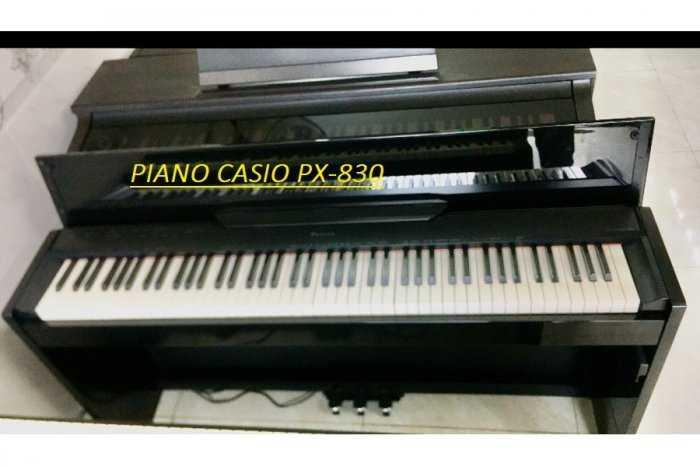 Piano casio PX-830BP0