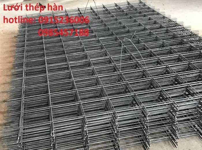 Lưới thép hàn D5 a50x50, a100x100, a150x150, a200x200 làm theo yêu cầu