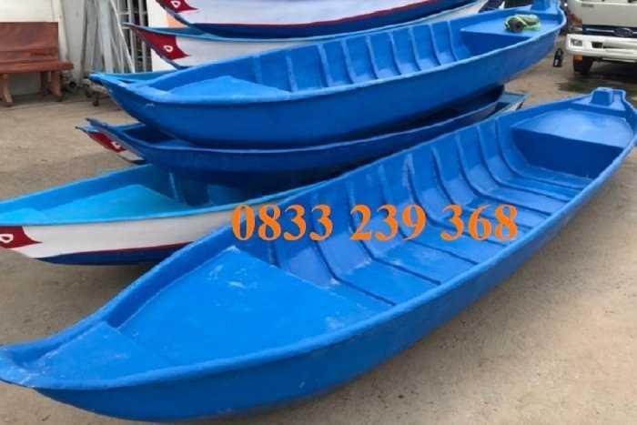 Thuyền nhựa, xuồng nhựa chèo tay, thuyền câu cá cho 2 người1