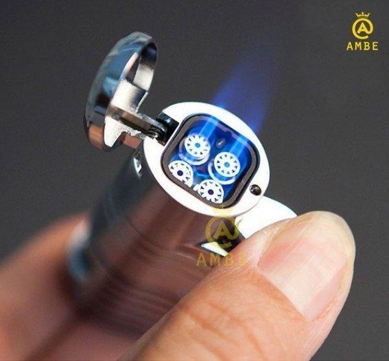 Bật lửa khò 4 tia Cohiba H0954