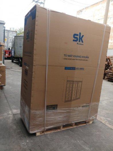 Tủ Mát SK Sumikura SKSC-1800FC3 1700 Lít Dàn Đồng 3 Cửa Không Đóng Tuyết