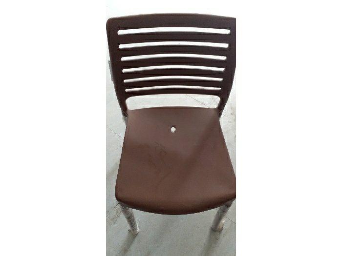 Ghế nhựa đúc nguyên khối Ak00090